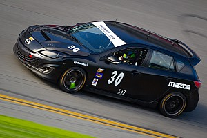Grand-Am Testing report Ryan Ellis quick in SCC testing at Daytona