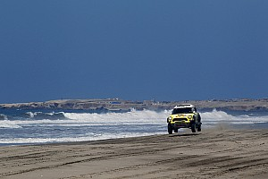 Dakar Stage report  X-raid Team and Peterhansel still hold the overall lead after 4th stage