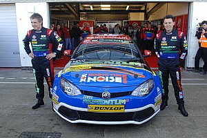 BTCC Breaking news Neate goes it alone for 2013