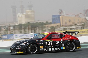 Endurance Race report Strong Dubai 24 debut for GT Academy graduates