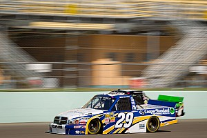 NASCAR Truck Breaking news BKR to field two full-time entries in 2013