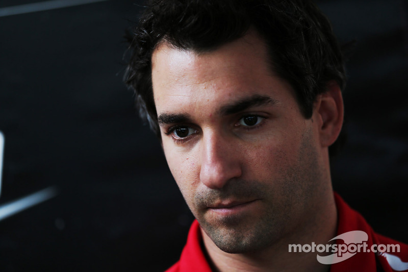 Marussia F1 team and Timo Glock agree to part ways