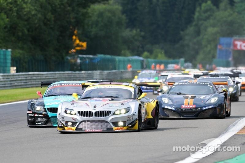 Blancpain Endurance Series gets set for 2013
