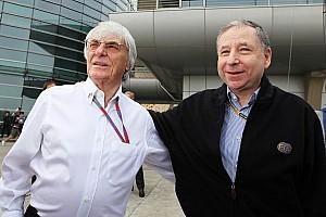 Formula 1 Breaking news Portugal in running for 2013 race - Ecclestone