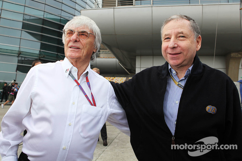 Portugal in running for 2013 race - Ecclestone