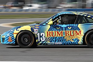 Grand-Am Race report Rum Bum Racing fights back to return to Daytona SCC podium