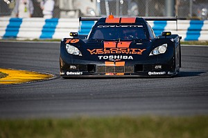 Grand-Am Interview Angelelli talks about his triple stint at Daytona