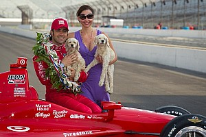 IndyCar Breaking news Judd and Franchitti have decided to end their marriage