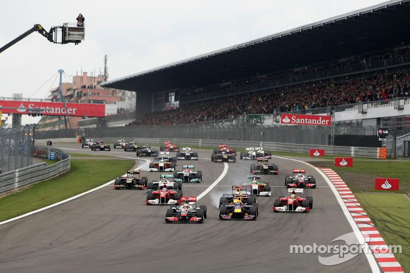 Nürburgring to host 2013 German GP