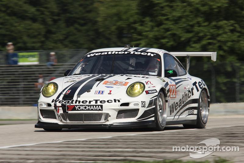 MacNeil and Bleekemolen team in WeatherTech GTC Porsche