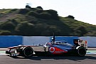 Button stuns rivals with Jerez pace