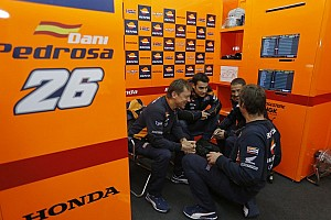 MotoGP Testing report Pedrosa leads on day two of Sepang MotoGP test