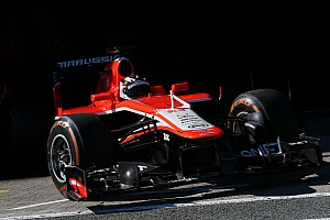 Formula 1 Breaking news Marussia announces Sage partnership