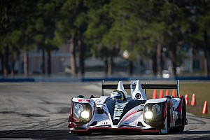ALMS Testing report Pickett Racing wraps up successful   winter testing at Sebring