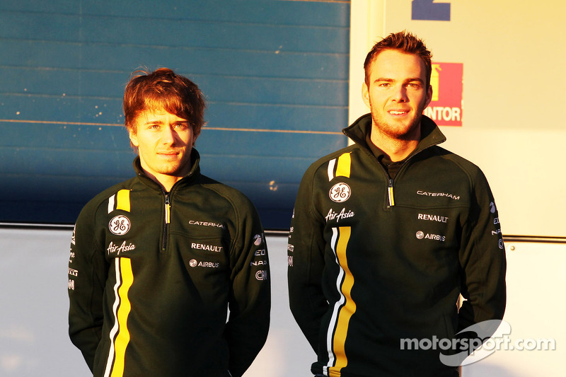 Renault link key to Pic's Caterham move - Panis