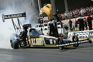 NHRA Qualifying report Schumacher wins 72nd career pole to extend his Top Fuel record in Pomona