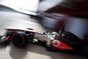 Formula 1 Breaking news New McLaren 'adapted' for Button's style - Perez