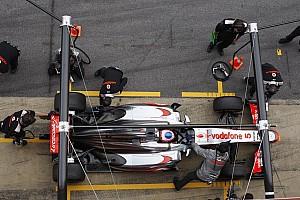 Formula 1 Breaking news McLaren struggling with 2013 car - Button