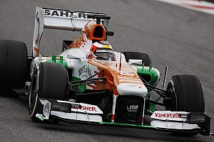 Formula 1 Testing report Sahara Force India wrapped up its test in Barcelona with Jules Bianchi