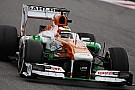 Sahara Force India wrapped up its test in Barcelona with Jules Bianchi