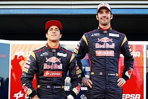Formula 1 Breaking news Toro Rosso teammates no longer friends