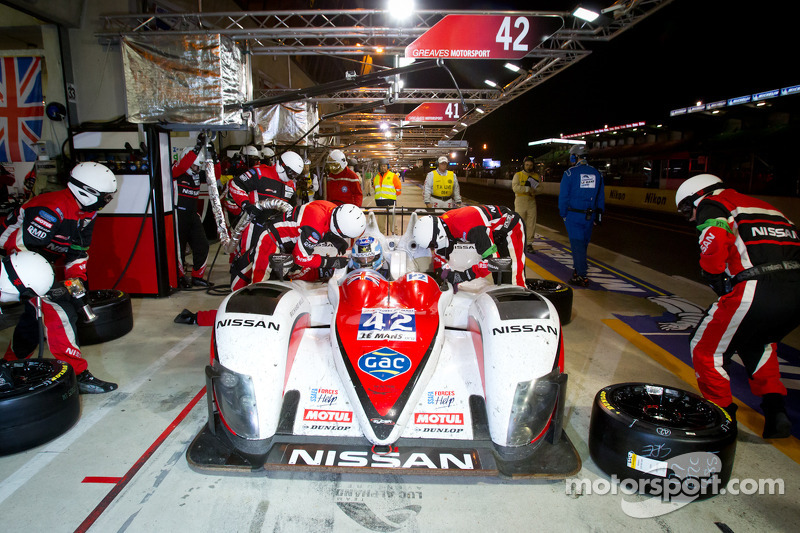 Nissan promises an exciting and expanded future motorsport program