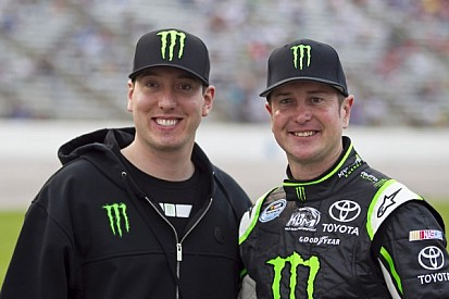 Kurt and Kyle Busch's mother injured in golf cart accident at PIR