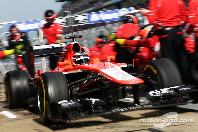 Bianchi was faster than Chilton on final day of pre-season testing in Barcelona