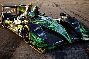 ALMS Breaking news Extreme Speed Motorsports reveals P2 livery