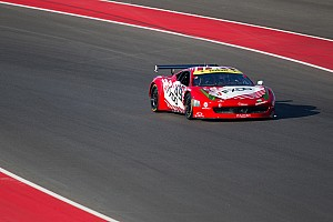 Grand-Am Race report AIM/FXDD moves to second in GT Team Championship after 5th-place at COTA