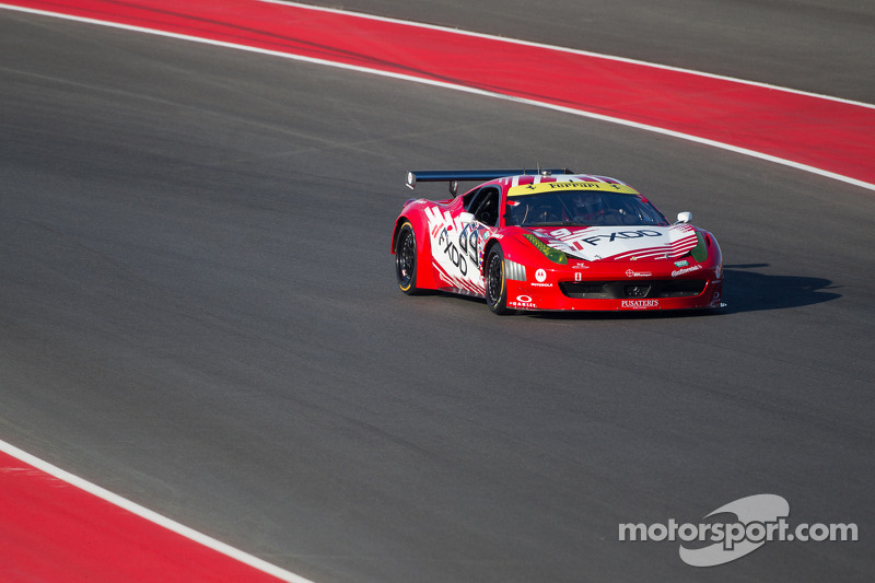 AIM/FXDD moves to second in GT Team Championship after 5th-place at COTA