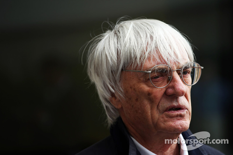 Ecclestone wants 22-race calendar in 2014
