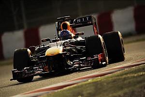 Formula 1 Analysis New Red Bull slowest on the straight - analysis