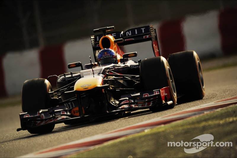 New Red Bull slowest on the straight - analysis