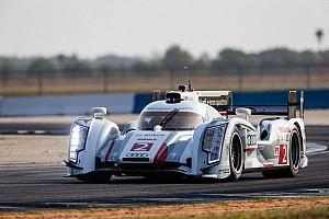 ALMS Testing report Audi's di Grassi a quick learner at Sebring