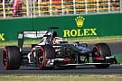 Gutiérrez happy, Hulkenberg worried on Friday Practice in Australia