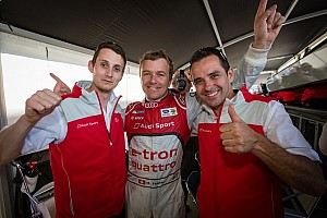 ALMS Qualifying report Fassler leads Audi 1-2 in qualifying at Sebring