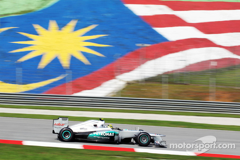 Mercedes AMG Petronas ready for Malaysian GP