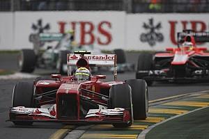 Formula 1 Breaking news Massa wins record for longest Ferrari drought