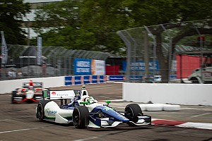 IndyCar Practice report Chevrolet-powered drivers top opening day at St. Petersburg