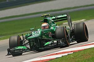 Formula 1 Commentary 2013 season 'really starts in Spain' - van der Garde