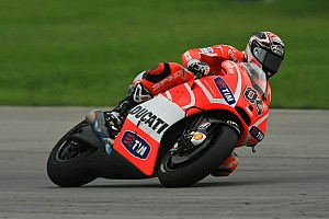 MotoGP Testing report Ducati Team concludes pre-season testing in Jerez