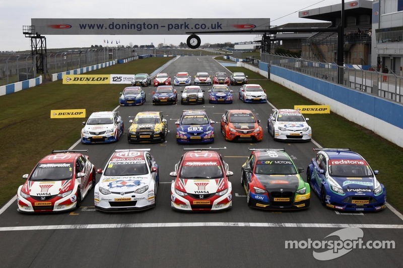 UK's premier motor racing championship roars into Brands Hatch