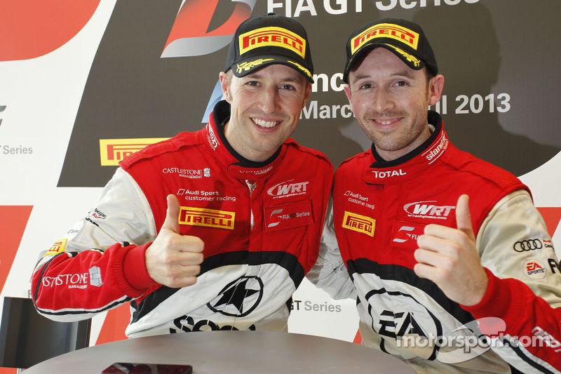 Rast and Mayr-Melnhof take main race win at Nogaro