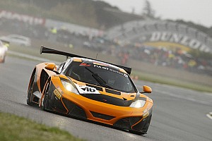 Blancpain Sprint Race report Dörr Motorsport pleased with first event of season at Nogaro