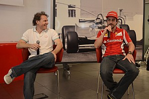 Formula 1 Commentary 2013 could be Alonso's year - Villeneuve