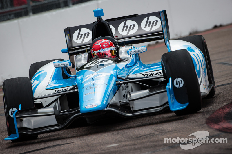 Pagenaud and Vautier prepare for the challenge in Alabama