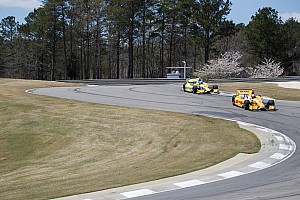 IndyCar Qualifying report Andretti Autosport drivers quotes about qualifying at Barber