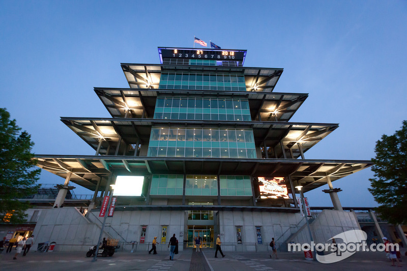 Indianapolis 500 rookie orientation postponed