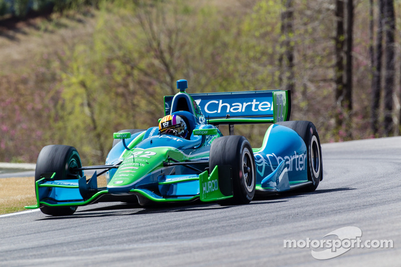 Panther DRR, Servia complete second race of the season at Barber